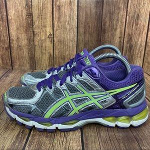 Asics Gel-Kayano 21 Womens Running Shoes Size 8.5